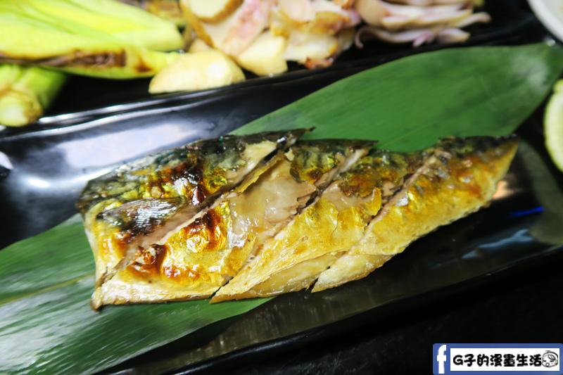 皇上吉饗極品唐風燒肉鯖魚一夜干