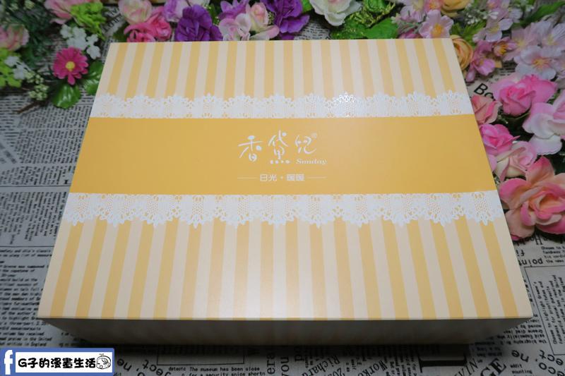 康乃馨香黛兒衛生棉日光暖暖禮盒
