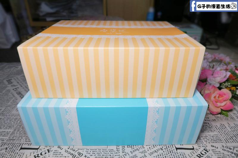 康乃馨香黛兒衛生棉禮盒2