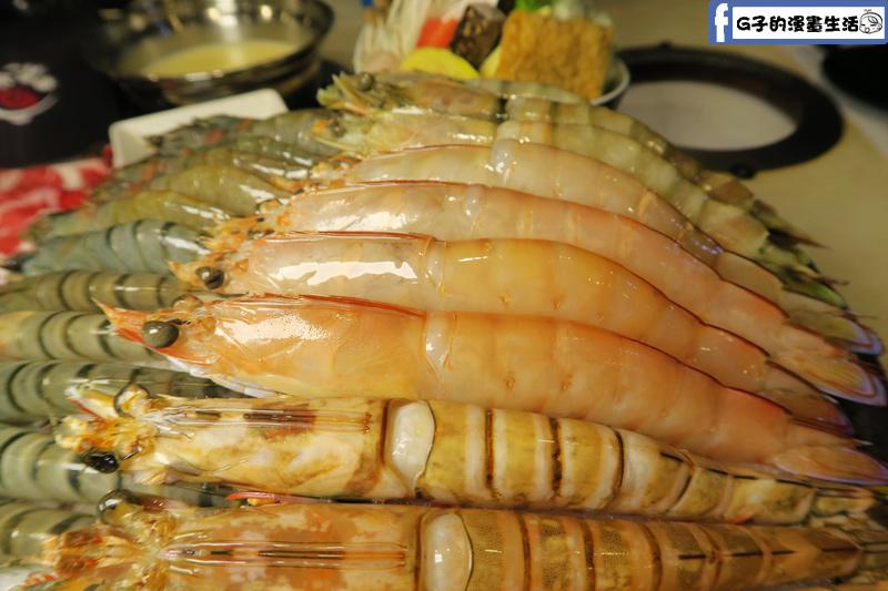 三重剪刀石頭布鍋物專賣店國王蝦