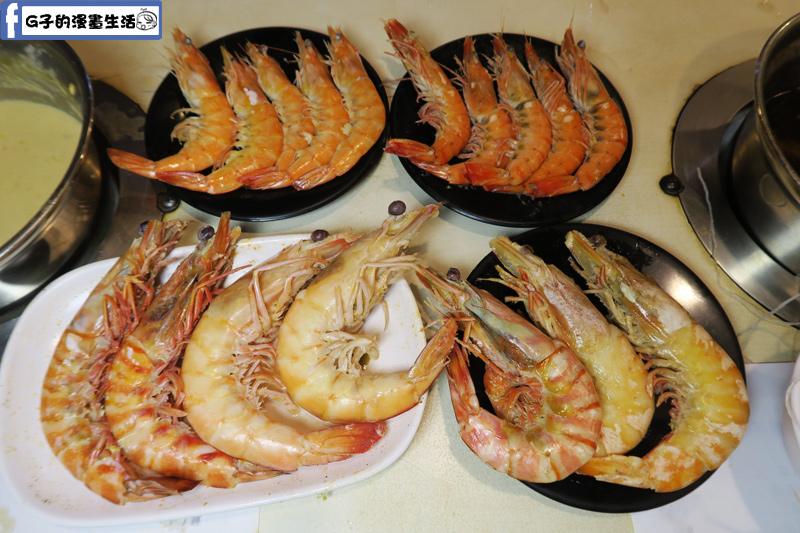三重剪刀石頭布鍋物專賣店蝦子