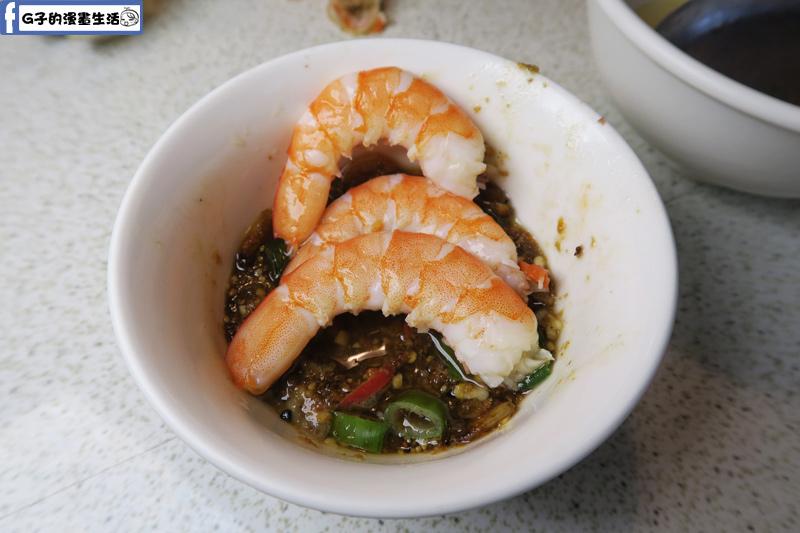 二月牌沙茶爐海蝦