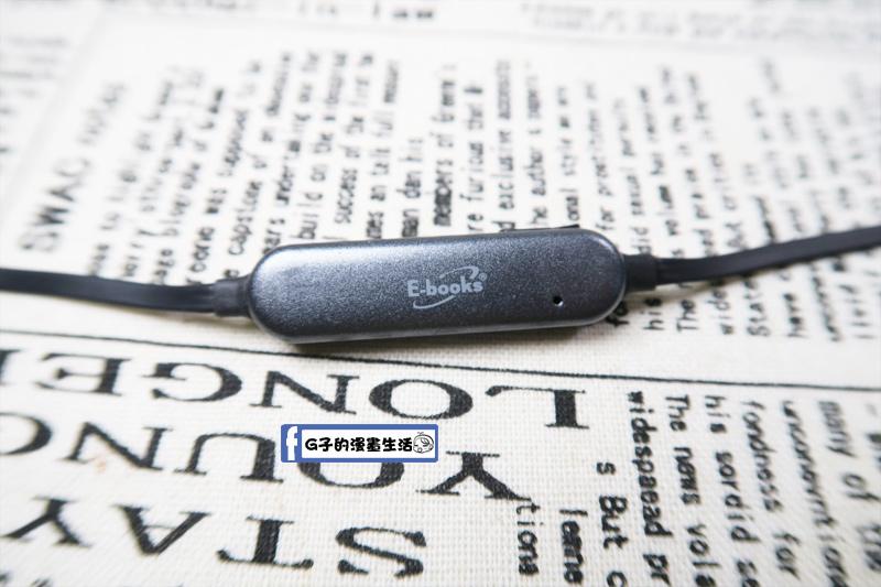 E-books 中景科技S81 藍牙4.2無線磁吸入耳式麥克風