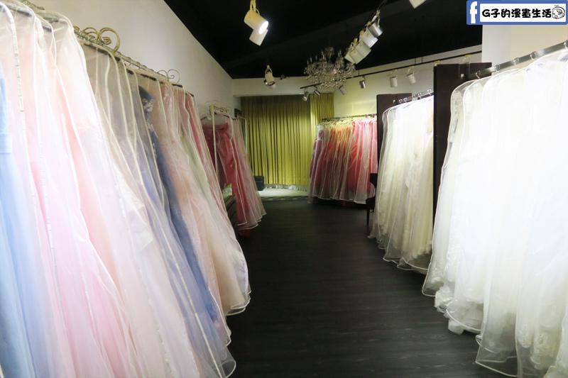 最佳風情國際婚紗影城婚紗試