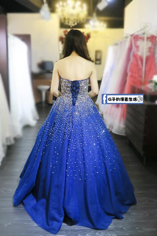 最佳風情國際婚紗影城4樓桃心藍寶石