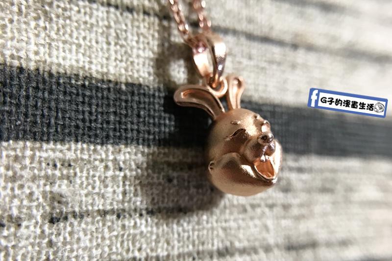 好運99飾品-12生肖925純銀開運項鍊