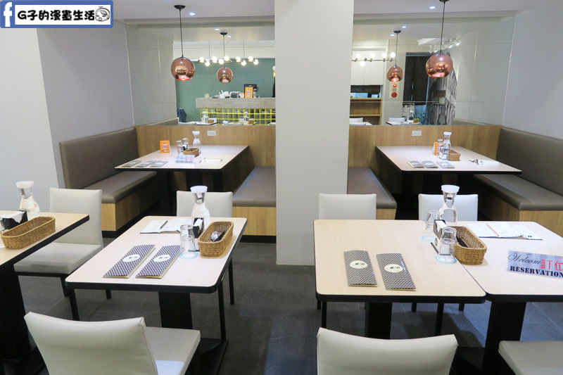 MB white coffee南洋料理餐廳 東區店環境