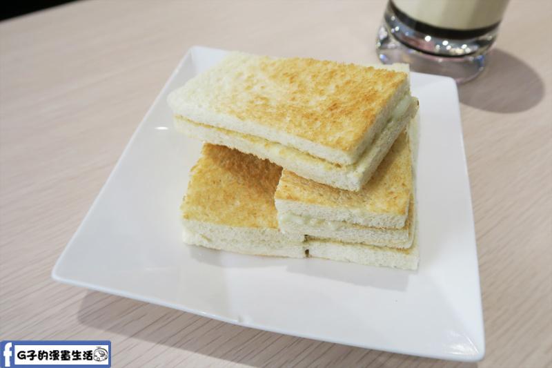 MB white coffee南洋料理餐廳 咖椰牛油吐司