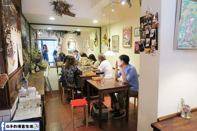 永和  謝謝DOUMO早午餐.咖啡廳餐廳環境