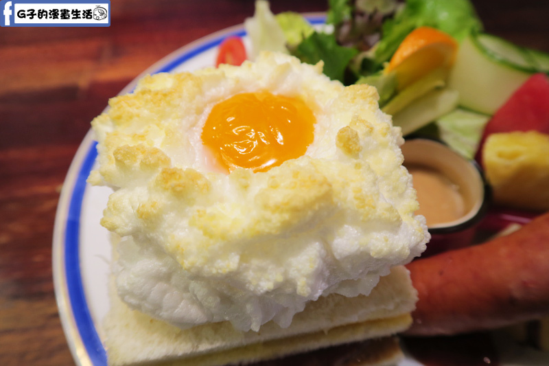 永和 謝謝DOUMO早午餐.咖啡廳 雲朵上的太陽