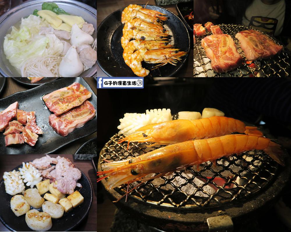 永和豚野日式炭火燒肉吃到飽-近頂溪捷運站
