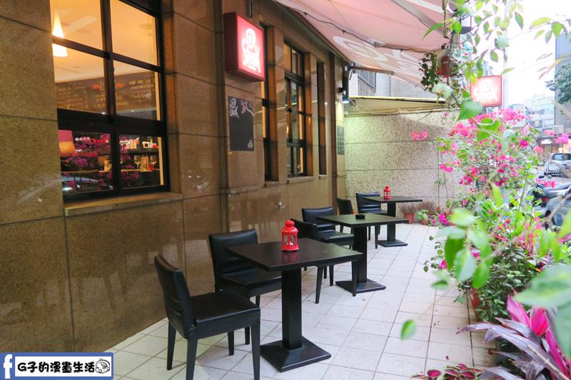 O'Steak 台北牛排 法國餐廳 戶外座位