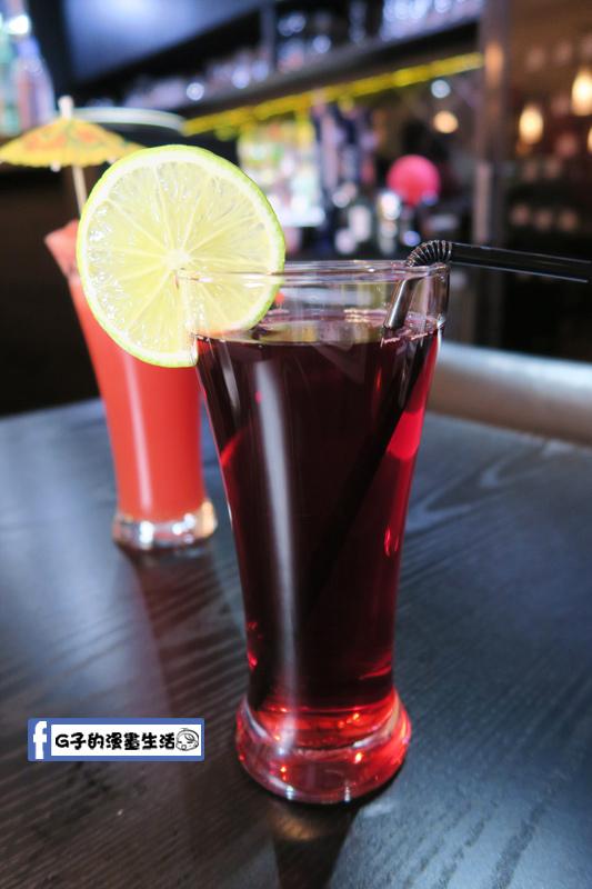 O'Steak 歐法牛排 法國餐廳 鮮果汁 蔓越莓汁