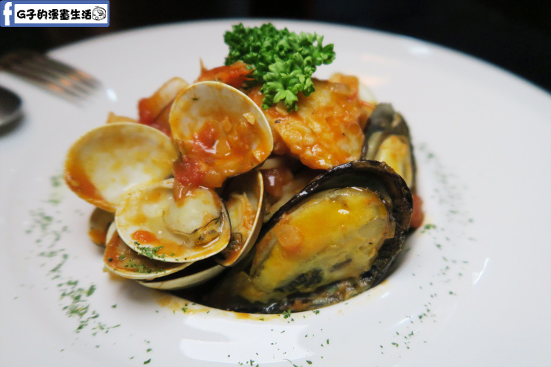 O'Steak 歐法牛排 法國餐廳 海鮮義大利麵