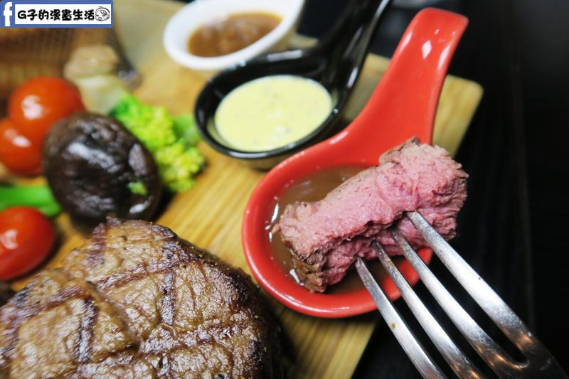O'Steak 歐法牛排 法國餐廳 醉愛牛排紅酒醬