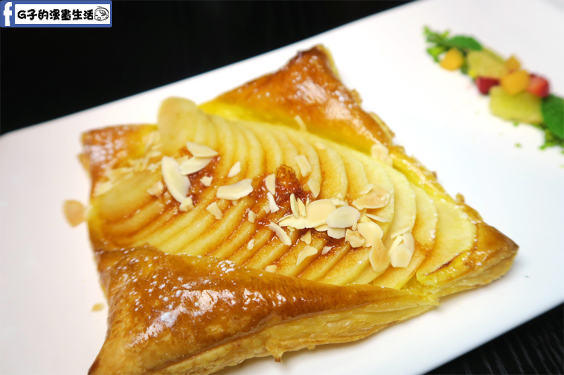 O'Steak 歐法牛排 法國餐廳 甜點手工蘋果塔