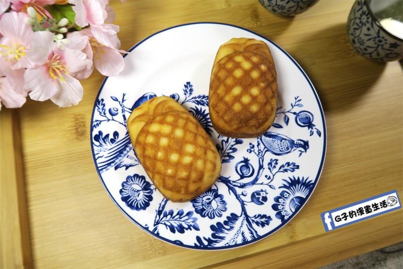 谷阿莫鳳梨酥-鳳梨酥是鳳梨的造型