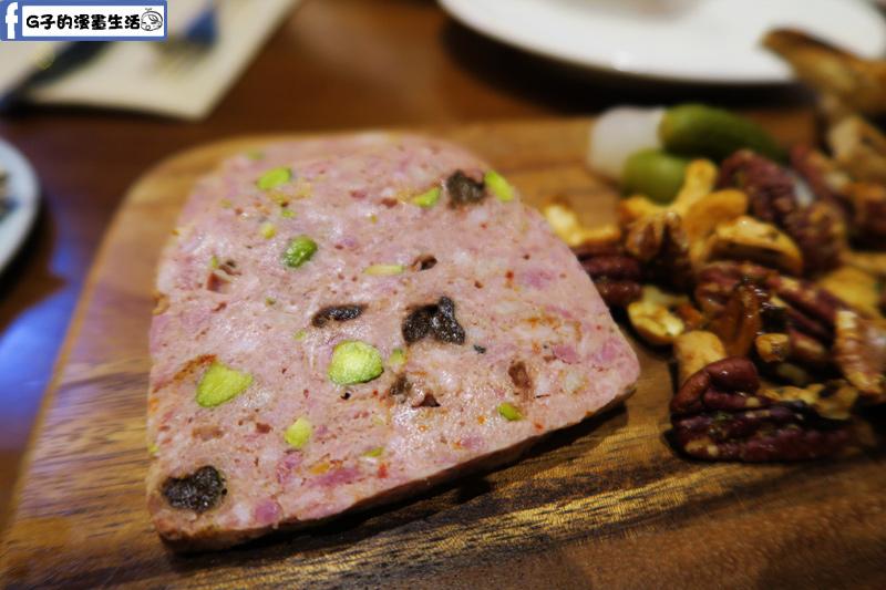 意舍酒店-Buttermilk摩登美式餐廳-法式鄉村肉派