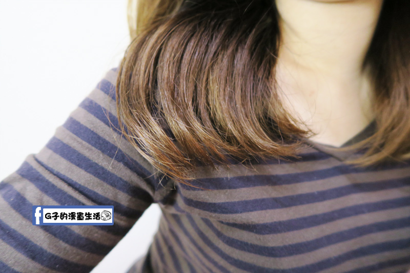 Is Lounge 嗜香氛洗髮精-月見草御用亮澤髮油讓髮尾感覺比較不毛躁