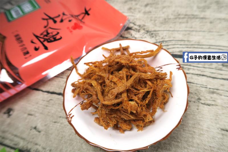 東大興食品-汁豬絲 豬肉絲 吃起來有嚼勁