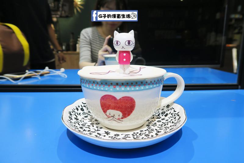 中山站一間髮藝-可愛的茶杯