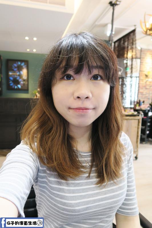 中山站一間髮藝-來剪頭髮+結構式護髮