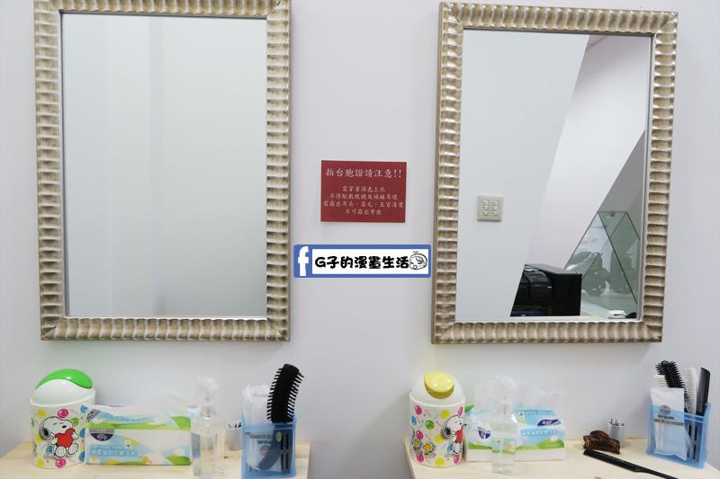 城中-銀箭照相館-梳妝區