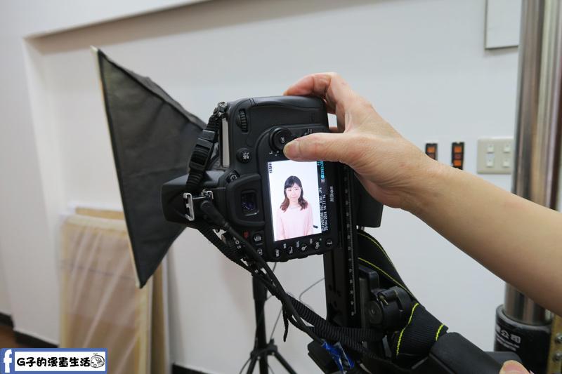 城中-銀箭照相館-拍護照.身分證證件照