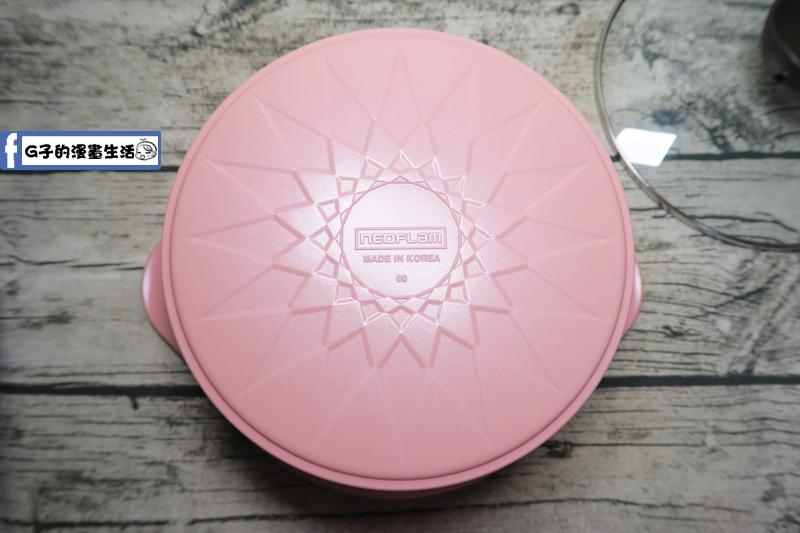 韓國NEOFLAM Aeni系列 聚熱陽光紋鍋底