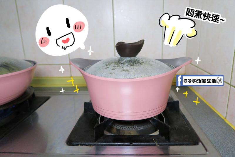 湯鍋超大隱藏式蒸氣孔 沸騰時食材不容易溢出