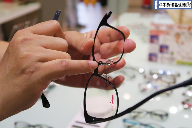 MONO plus日本設計 韓國製造 鏡架無螺絲