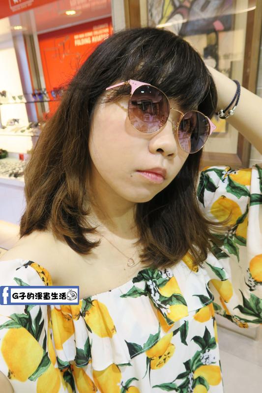 韓國品牌 HAZZYS 新品墨鏡
