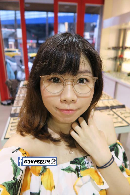 韓國品牌 HAZZYS 光學鏡架 小貓眼 鏡架全系列金屬使用IP電鍍及Beta titanium