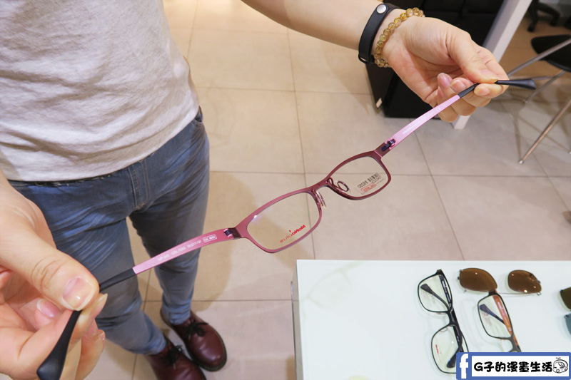 MONO plus日本設計 韓國製造 塑鈦鏡架