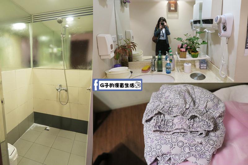 滿憶亭養身會館-台北車站按摩.淋浴間