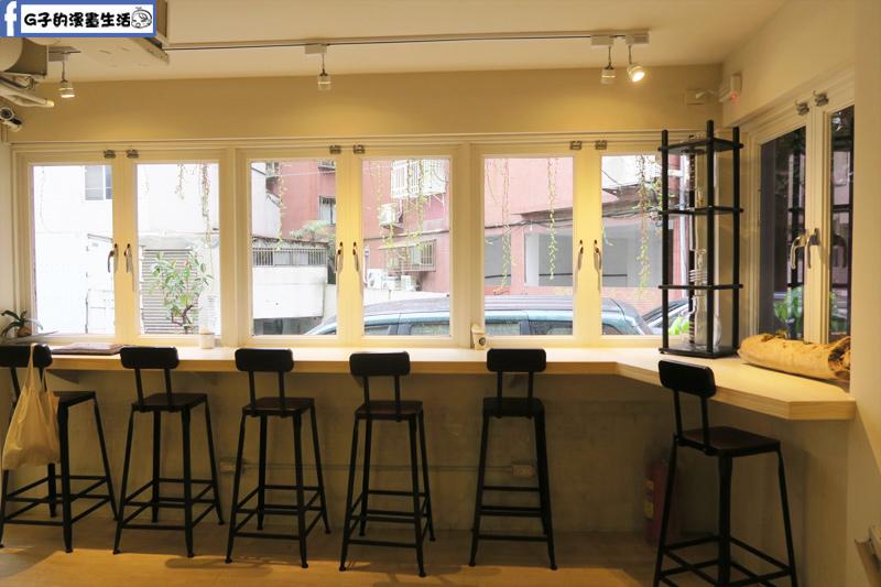 F&F 仁愛•輕概念食飲 餐廳吧台