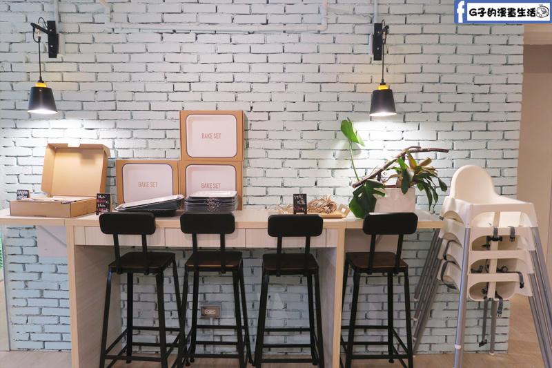 F&F 仁愛•輕概念食飲餐廳 餐具講究