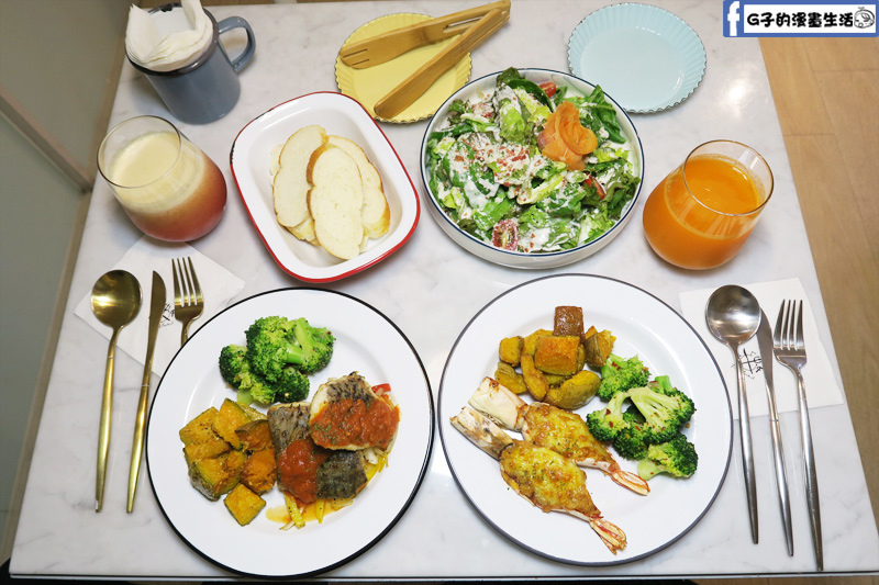 F&F 仁愛•輕概念食飲 餐廳 輕食養生健康