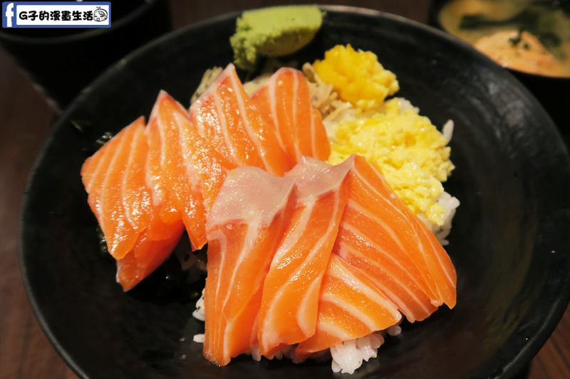 北車築地鲜鱼生魚片丼飯-站前重慶店
