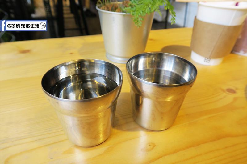 板橋 3PM 熱壓吐司專賣 不鏽鋼水杯