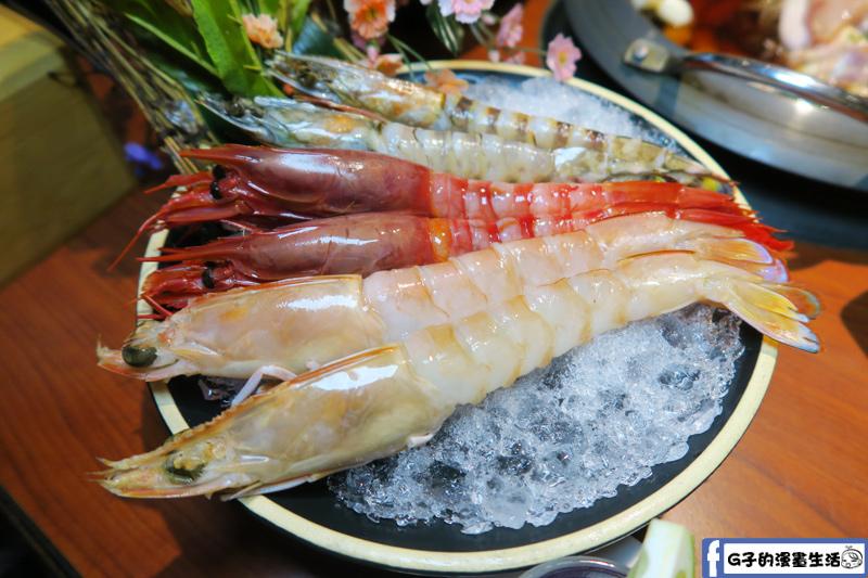 甘釜京 韓日燒肉料理專門店 金多蝦組合