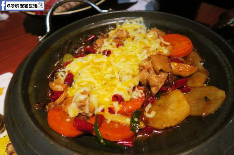 甘釜京 韓日燒肉料理專門店 安東燉雞