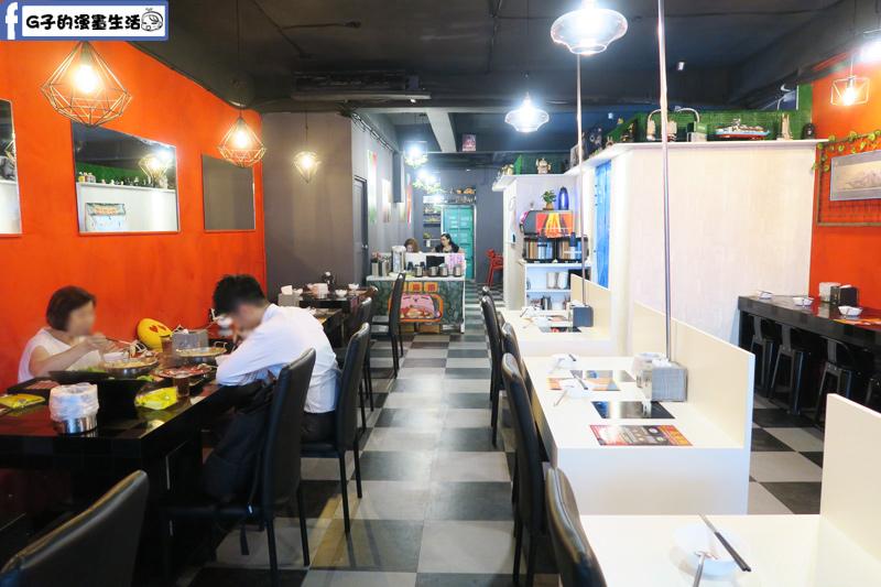 永和火鍋-高湯鍋 店內環境明亮