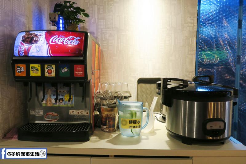 永和火鍋-高湯鍋 飲料自助吧 有檸檬水.白飯
