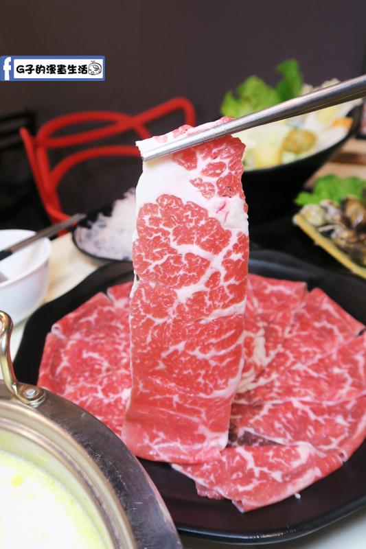 永和火鍋-高湯鍋 PR級翼板牛肉片