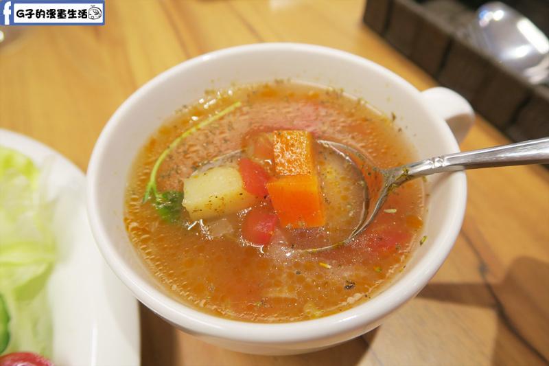 松江南京-GIVE ME PIE法式鹹派 鹹湯