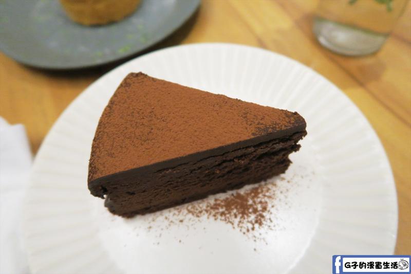 松江南京-GIVE ME PIE法式鹹派 奶酒巧克力蛋糕