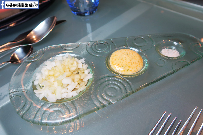 夏慕尼鐵板燒 醬料盤