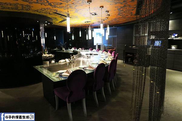 夏慕尼鐵板燒南昌店 用餐環境