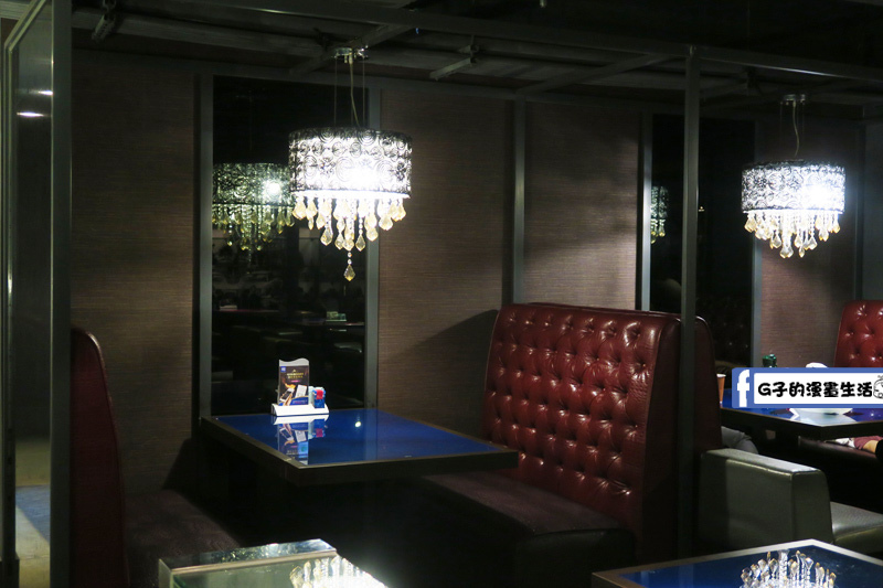 夏慕尼鐵板燒南昌店 甜點用餐區